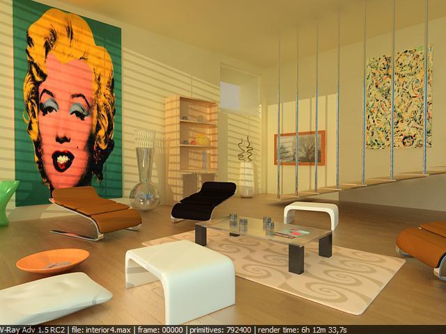 interiores arquitectonicos