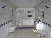 Baño de mi casa en proceso Criticas plz  : -testbanofedwork3d.jpg