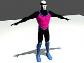Mi X-Men favorito: GaMBIT-zonas-a-texturizar.jpg