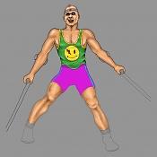 Historia de un Superheroe  -realizacion de un comic atipico desde 0-paralitic-3.jpg