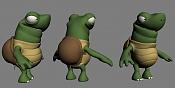 Cartoon Model   Turtle -turtle_wip.jpg