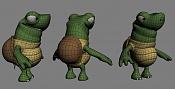 Cartoon Model   Turtle -turtle_wire.jpg