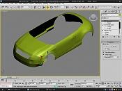 Mi primer coche 3D  Nissan 350z-audi-progreso2.jpg