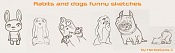 Cartoon-rabits-and-dogsfunnysketches_by-herbiecans.jpg