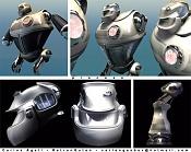 El robot Retrongutan-4.jpg