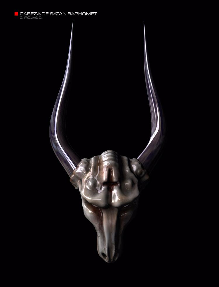 Como se hizo la cabeza de Satan-2.jpg