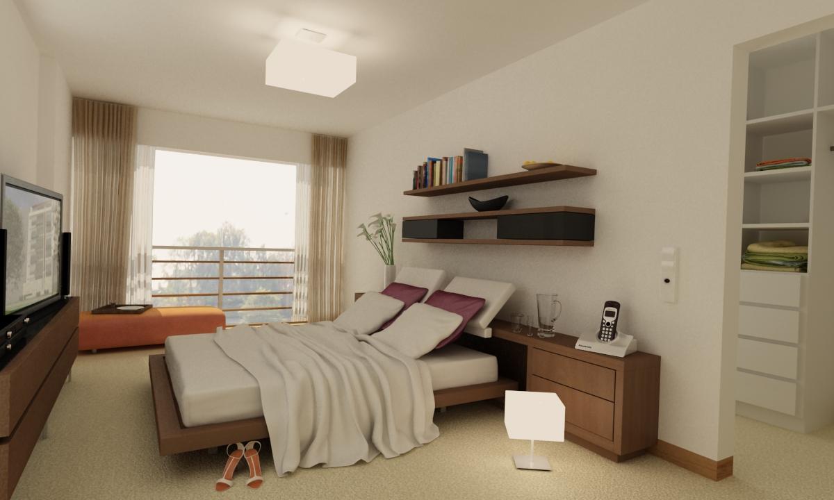 Interiores de departamento for D interiores