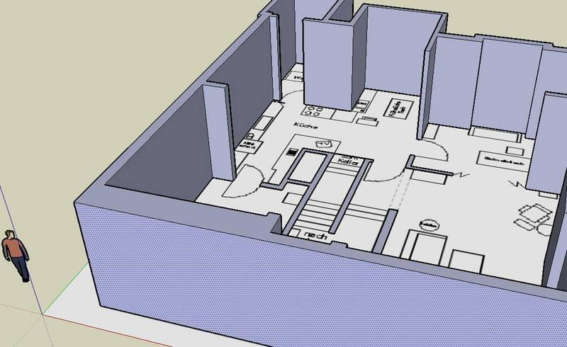 Diseñando una casa, con SketchUp - Taringa!