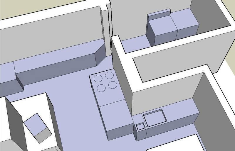 Sketchup hacer una casa con sketchup 3d for Hacer casas en 3d online