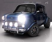 Mini Car Customized-mini2blue_t.jpg