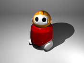 Texturing and rendering the robot-papero-texture_08.png