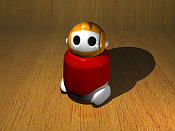 Texturing and rendering the robot-papero-texture_19.png