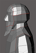 Preparing a model Low Poly for UV Mapping-example10.png