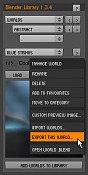 Blender Library Script-exporting_items.png