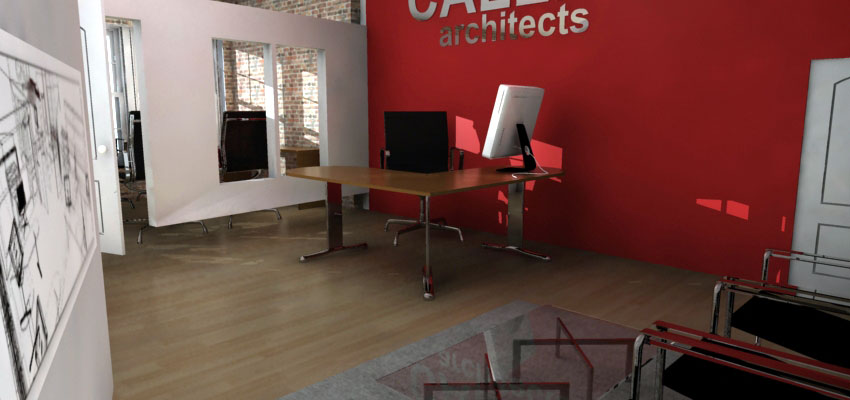 Oficina arquitectura en chicago for Arquitectura de oficinas