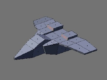Modeling a Low Poly Space Ship-19.jpg