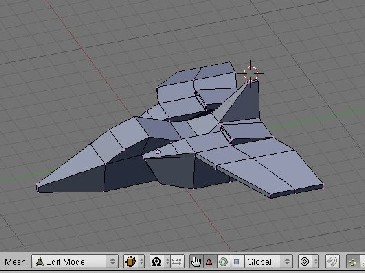 Modeling a Low Poly Space Ship-21.jpg