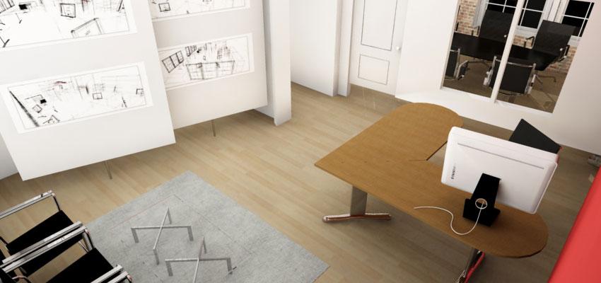 Oficina arquitectura en chicago for Oficinas arquitectura