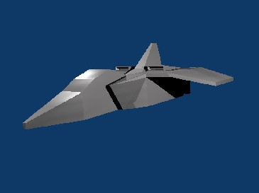 Modeling a Low Poly Space Ship-27.jpg