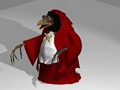 Skeksis personaje de la pelicula   Dark Crystal  -render11.jpg
