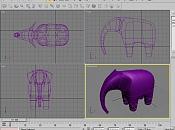 No se poner textura a este elefante, alguien me puede ayudar -elefante.jpg