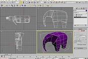 No se poner textura a este elefante, alguien me puede ayudar -elefante2.jpg