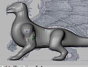 intentando modelar un dragon-malla.jpg
