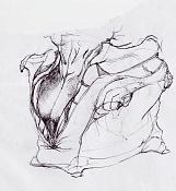 Dibujos rapidos , Bocetos  y apuntes  en papel -hombre-cartera.jpg