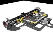 Halcon Milenario de Lego  -lego014.jpg