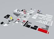 Halcon Milenario de Lego  -lego016.jpg