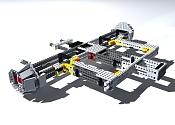 Halcon Milenario de Lego  -lego017.jpg
