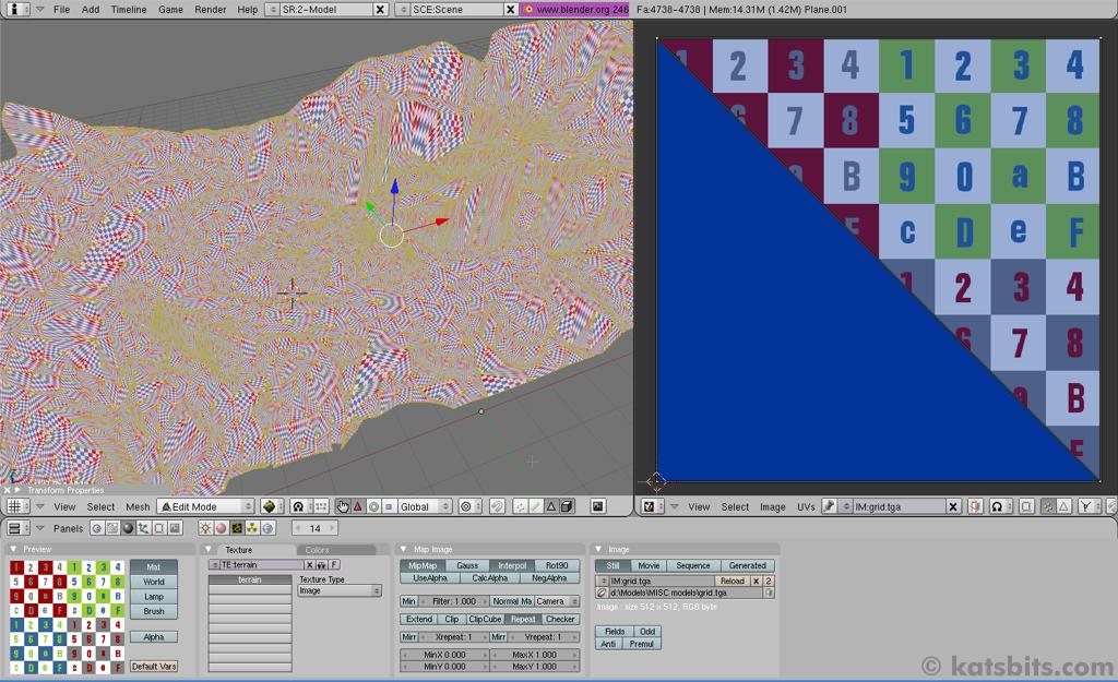 Baking aO Maps for Terrain Using Blender 3D-texture_uvwmap_terrain_raw.png