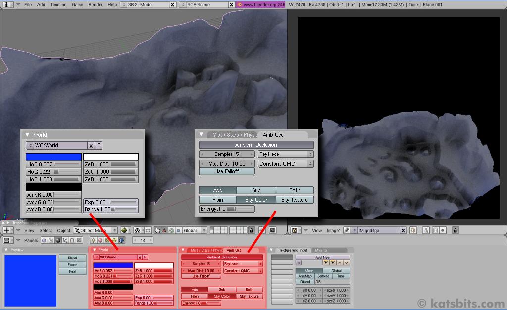 Baking aO Maps for Terrain Using Blender 3D-ao_sky_color_baking.png