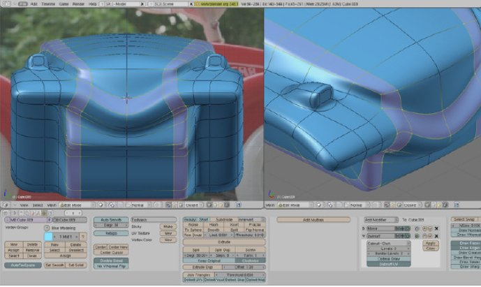 Organic Surface Modeling - Big Bobby Car-coche.jpg
