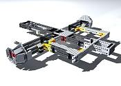 Halcon Milenario de Lego  -lego018.jpg