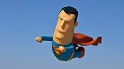 algunos de DC comics JL  WIP -flyingtest.jpg