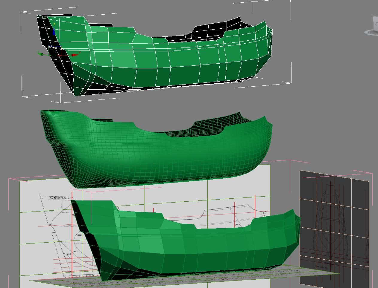 Modelar barco p gina 4 for Modelar habitacion 3d max