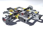 Halcon Milenario de Lego  -lego019.jpg