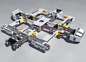 Halcon Milenario de Lego  -lego022.jpg