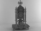 Chirola intentando modelar-reloj.jpg