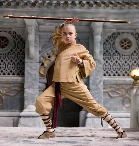 Avatar: The Last Airbender The Movie 2010