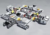 Halcon Milenario de Lego  -lego025.jpg