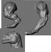 intentando modelar un dragon-dragon.jpg