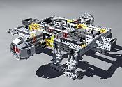 Halcon Milenario de Lego  -lego030.jpg