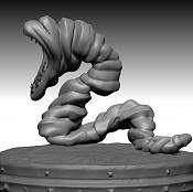speed modeling que se dice   -worm002.jpg