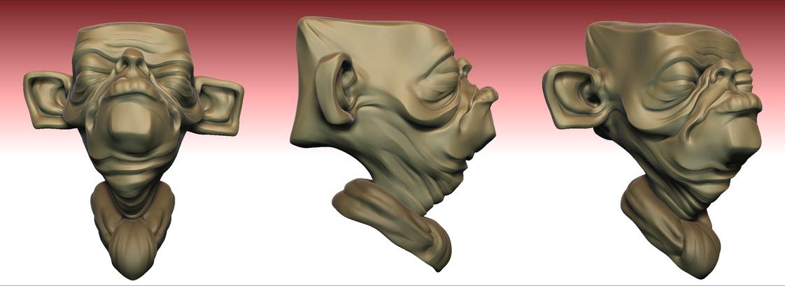 speed modeling que se dice   -characterstrip01.jpg