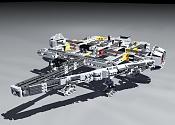 Halcon Milenario de Lego  -lego037.jpg