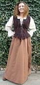 Modelos de personajes medievales  animales-falda_medieval_campesina_.jpg