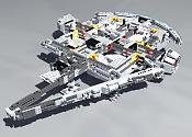Halcon Milenario de Lego  -lego040.jpg