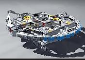 Halcon Milenario de Lego  -lego041.jpg